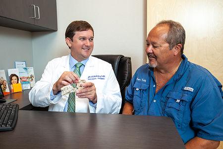 doctor explains dental implants